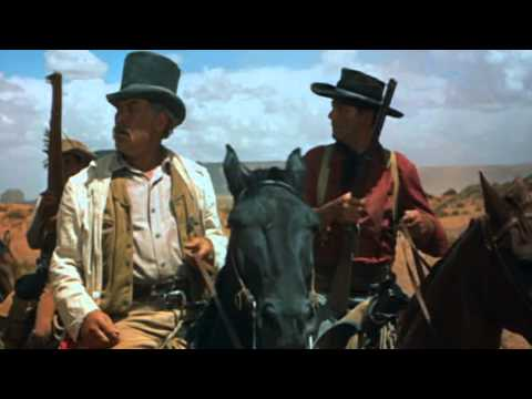The Searchers - Trailer