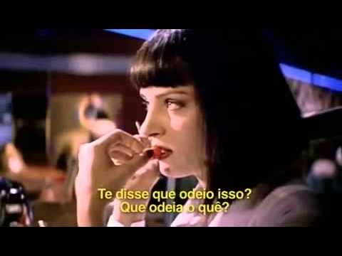 Pulp Fiction - Tempo de Violência - Trailer Legendado